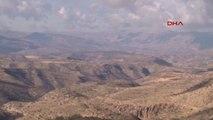 Hakkari Kuzey Irak'taki PKK'lı Teröristlerden Füzeli Saldırı: 1 Asker Şehit, 3 Asker Yaralı