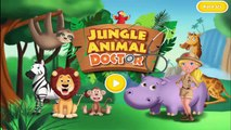 Jungle Animal Doctor - Educational Education - Videos Games for Kids - Girls - Baby Android