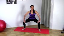 stretches for splits - video dailymotion