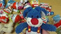 new Kinder Easter [Kinder Mix, Kinder Maxi, Kinder Surprise Egg, Kinder Joy]