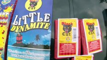 Fireworks Review Black Cat and Legend Firecrackers and More