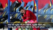 Cận cảnh bàn thắng của Quang Hải vào lưới Úc - khoảnh khắc tự hào đi vào lịch sử bóng đá Việt Nam