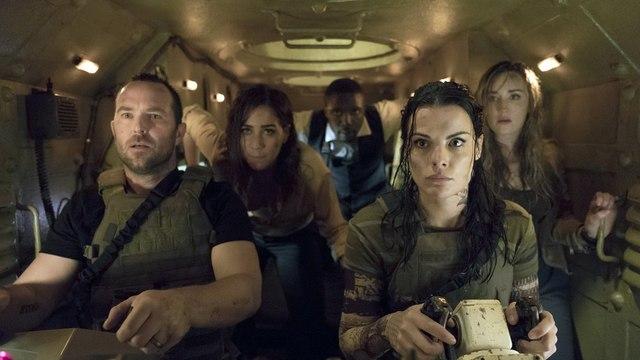 Blindspot Season 3 Episode 10 ~ Full movies #Balance of Might