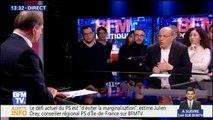 """Julien Dray s'inquiète de risques de """"rafles"""" dans les centres de migrants"""