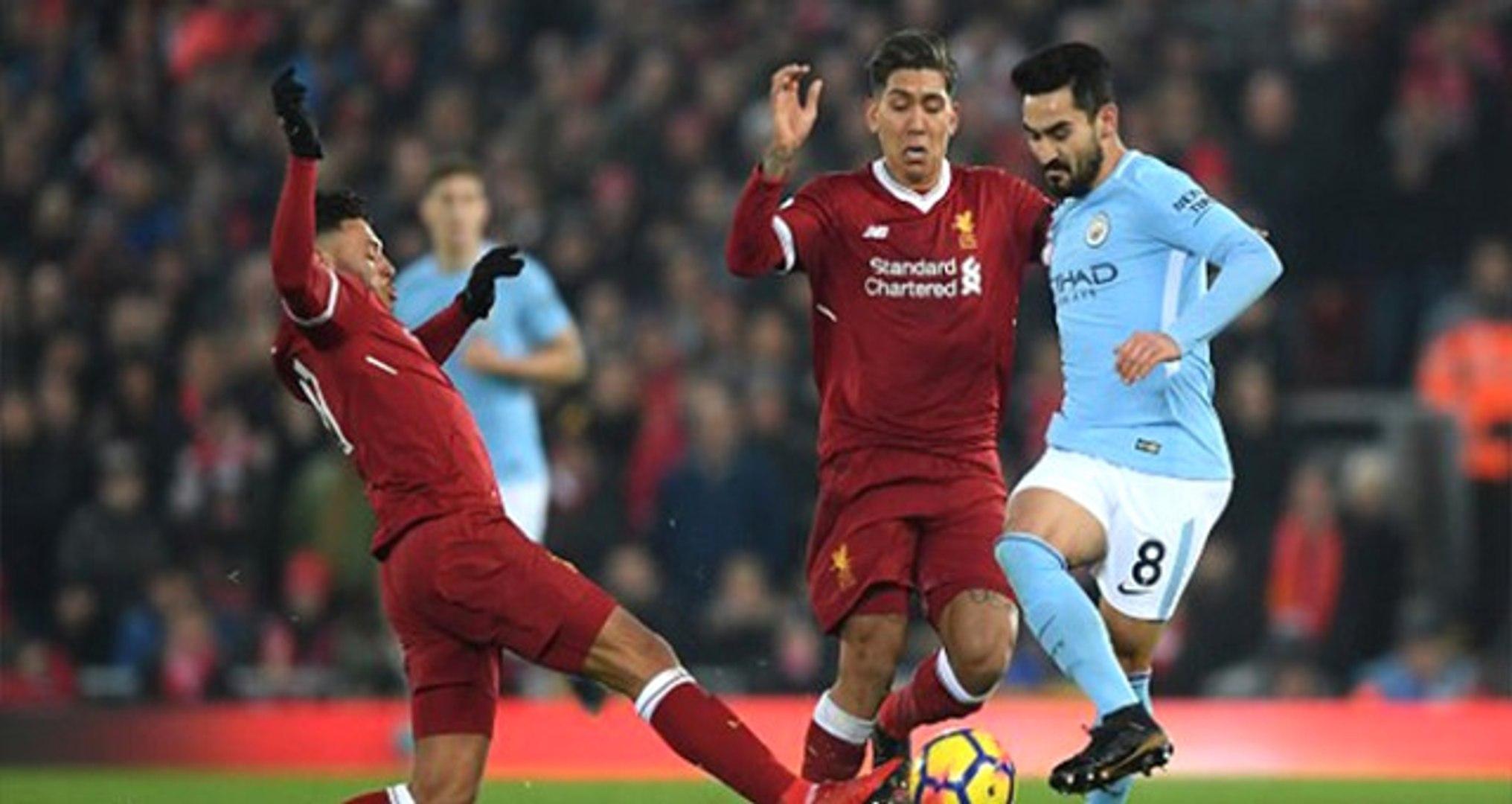 Liverpool Nefes Kesen Maçta Manchester City'i 4-3 Mağlup Etti