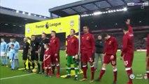 ملخص مباراة ليفربول اليوم ضد مانشســتــ ـر سيتي 4-3