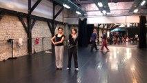 Emilie Vidal Subias - Danse Théâtre (crédit vidéo Isabelle Girard)