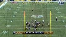 Jacksonville Jaguars kicker Josh Lambo NAILS 45-yard field goal to give Jaguars two-score lead late
