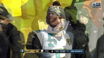 Blake Bortles is all smiles in divisional win over Steelers