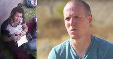 Ce policier de grand cœur a fait une proposition émouvante à une femme sans-abri..t