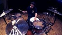 DVBBS & Shaun Frank - LA LA LAND - Matt McGuire Drum Cover