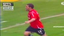 Torneo Apertura 2009: Racing Club 1-2 Independiente - J6 (27-08-2009)