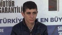 Adana-Engelli Gence Minibüste Feci Dayak