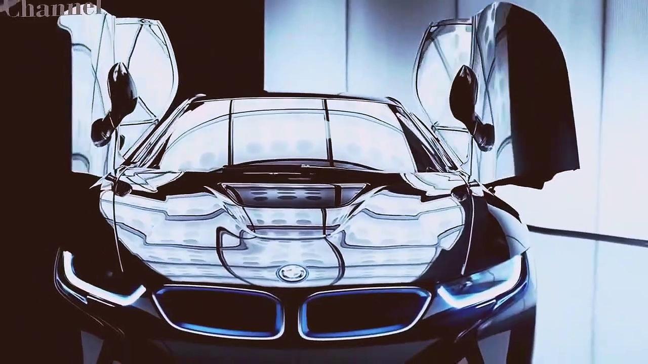 BMW i8 ELEKTRIK I BMW I 8 I BMW