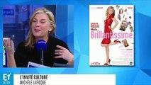 """Michèle Laroque : """"Autour de l'histoire du personnage d'Angela, j'ai mis beaucoup de choses personnelles"""""""