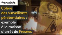Colère des surveillants pénitentiaires : exemple à la maison d'arrêt de Fresnes