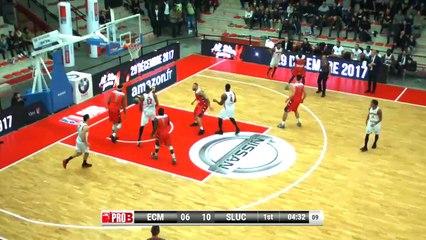 ProB 2017 - J12 Charleville-Mézières vs Nancy – By LNB TV