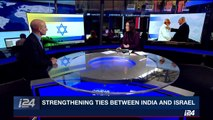 #India and #Israel: Defense, technology, arms importing and exporting.
