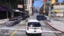 GTA 5 City Patrol [K9 Unit] LSPDFR 0 2b #23 - video dailymotion
