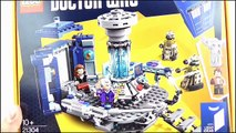 DOCTOR WHO LEGO Tardis (Time of the Doctor) Set Review | Votesaxon07
