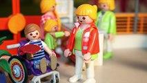 Playmobil Film deutsch LINUS MUSS INS KRANKENHAUS