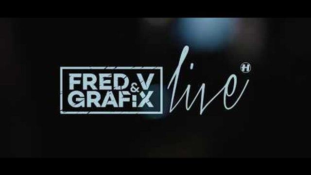 Fred V & Grafix - Stay Here (Live)