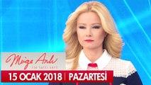 Müge Anlı ile Tatlı Sert 15 Ocak 2018 - Tek Parça
