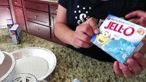 FIDGET SPINNER JELLO + Giant DIY Jello Spinner with Mom - TigerBox HD