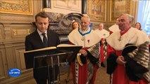 Magistrats du parquet : Macron prêt à modifier la Constitution pour rendre obligatoire l'avis conforme du conseil supérieur de la magistrature