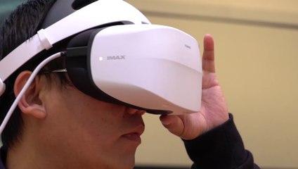 CES 2018 : Huawei VR2, le casque de réalité virtuelle avec une résolution 4K