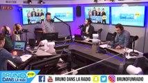 Johnny Hallyday en mode zouk (15/01/2018) - Bruno dans la Radio