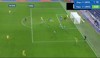Battocchio C. Goal HD - Maccabi Haifa1-3Maccabi Tel Aviv 15.01.2018