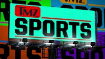 BROCK OSWEILER ATTACKED- REFUSES TO FIGHT BACK | TMZ Sports