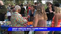 Group Vows to Fight Citations After They Were Arrested for Feeding Homeless