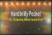 Alanis Morissette Hand In My Pocket Karaoke Version