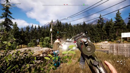 Far Cry 5  Vicious Wildlife, A Crazy Cast of Characters, and Co-Op Hijinks   UbiBlog   Ubisoft [US]