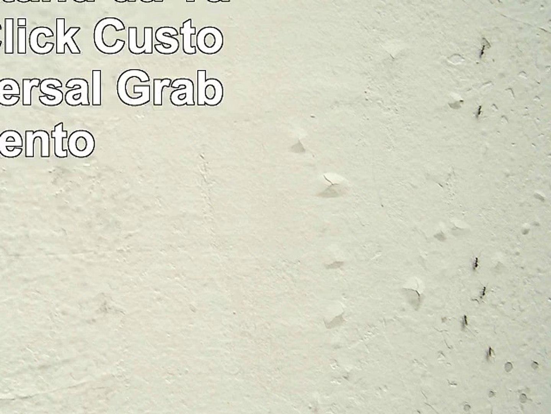 Meliconi Stand da Tavolo per Click Custodia e Universal Grab Argento