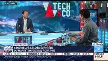 Start-up & Co : SendinBlue, leader européen du marketing digital pour PME - 15/01