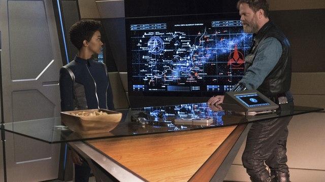 Star Trek: Discovery Season 1 Episode 12 | Eps,12 : Vaulting Ambition