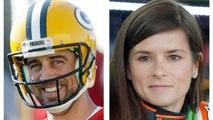 Danica Patrick Confirms Aaron Rodgers Dating Rumors