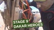 Dakar Heroes - Stage 9 (Tupiza / Salta) - Dakar 2018