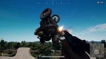 PLAYERUNKNOWN'S BATTLEGROUNDS | Crazy Roadkill Gameplay (Xbox One) 2018