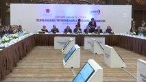 Maliye Bakanı Ağbal - Ekonomi Bakanlığı-Yased Uluslararası Yatırımcılarla İstişare Toplantısı
