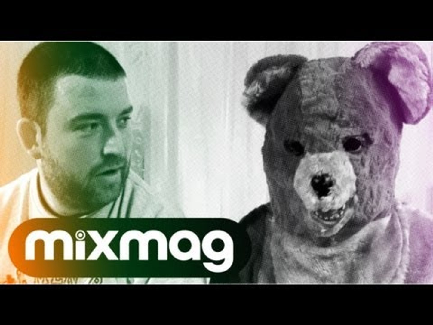 DERRICK CARTER is the Greatest DJ Of All Time... by RAF RUNDELL of TWO BEARS