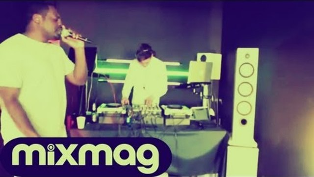 Digital Soundboy carnival vibes DJ set in The Lab LDN