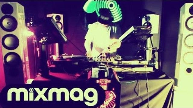 Julio Bashmore, Mosca & Mistajam DJ sets in The Lab LDN