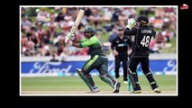 Shoaib Malik Shows Delayed Concussion Signs In Dressing Room - Pakistan Vs New Zealand 4th ODI - YouTube