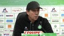 Foot - Transferts - ASSE : Gasset «M'Vila est à 80%»