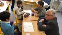 Des classes de CP à 12 élèves en zone d'éducation prioritaire