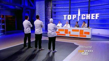 الشيف سلمى تودّع Top Chef  قبل النهائيات